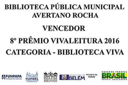 8º Prêmio VivaLeitura 2016