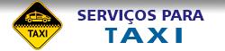 Serviços para Taxistas