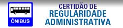 Certidão de Regularidade Administrativa