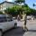 Agentes da Semob orientando trânsito em Belém.