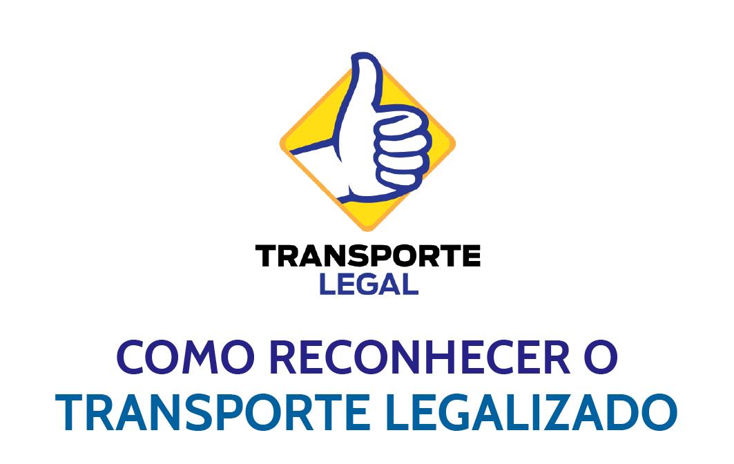 Como Reconhecer o Transporte Legalizado