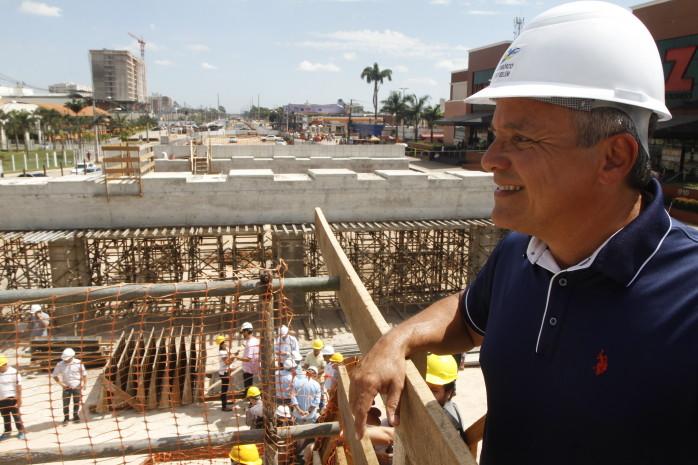 Zenaldo confirma conclusão de obras do BRT Belém para dezembro