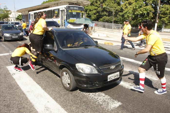 Prefeitura de Belém dá início à programação da Semana Nacional de Trânsito