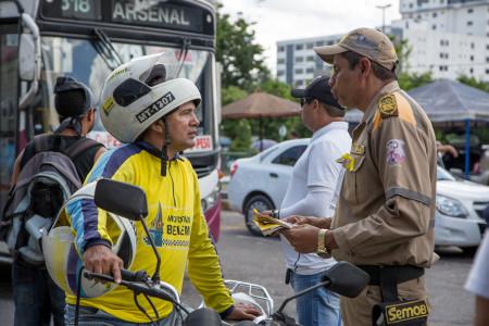 Maio Amarelo / Mototaxista