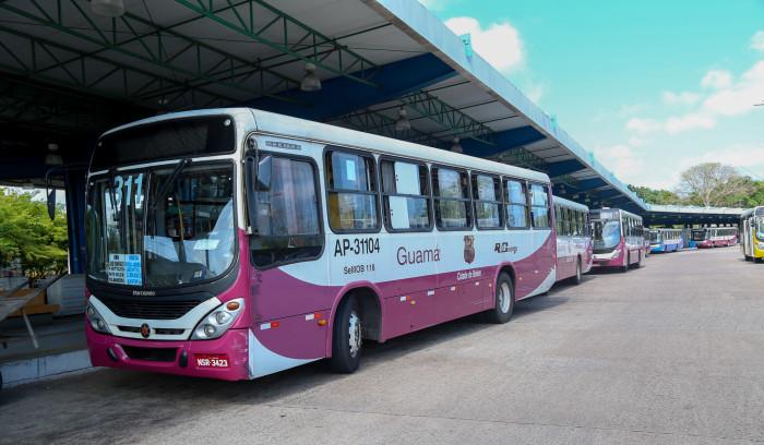 Fiscalização busca melhorar o serviço de transporte público em Belém