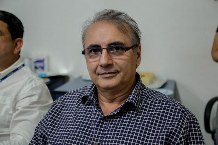 Carlos Valente diretor da Semob
