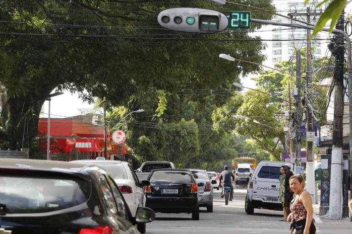 Belém receberá 32 pontos semaforizados com contadores regressivos