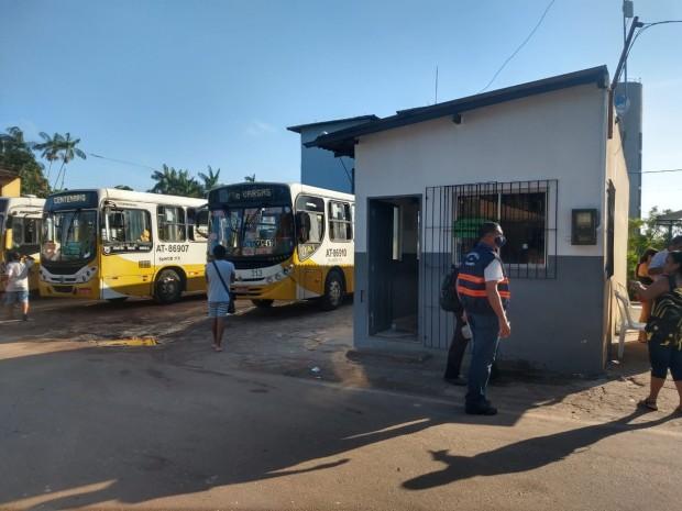 SeMOB elabora novo programa de fiscalização do transporte por ônibus